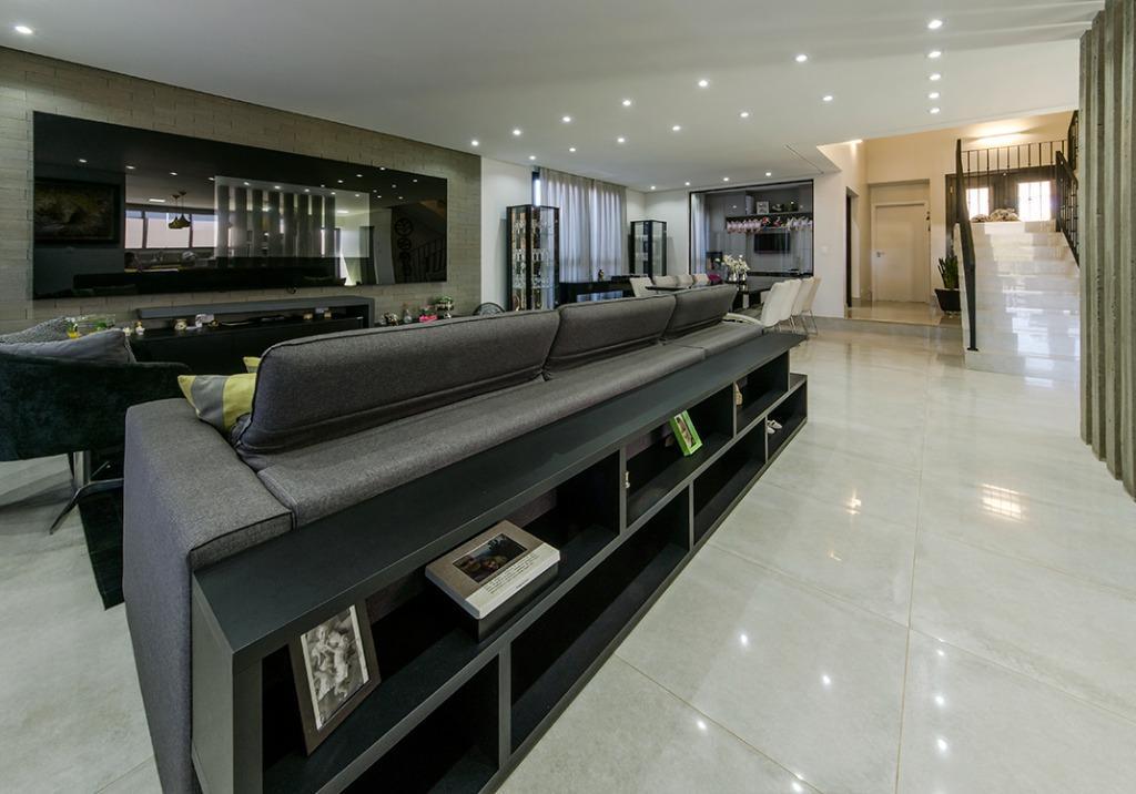 Sobrado com 4 dormitórios à venda, 397 m² por R$ 2.100.000 - Bonfim Paulista - Ribeirão Preto/SP
