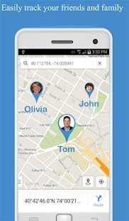 Friend Locator : Phone Tracker APK for Bluestacks