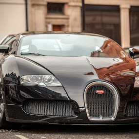 Veyron by Sorin Bogdan - Transportation Automobiles ( veyron, 2013, london, bugatti, central )