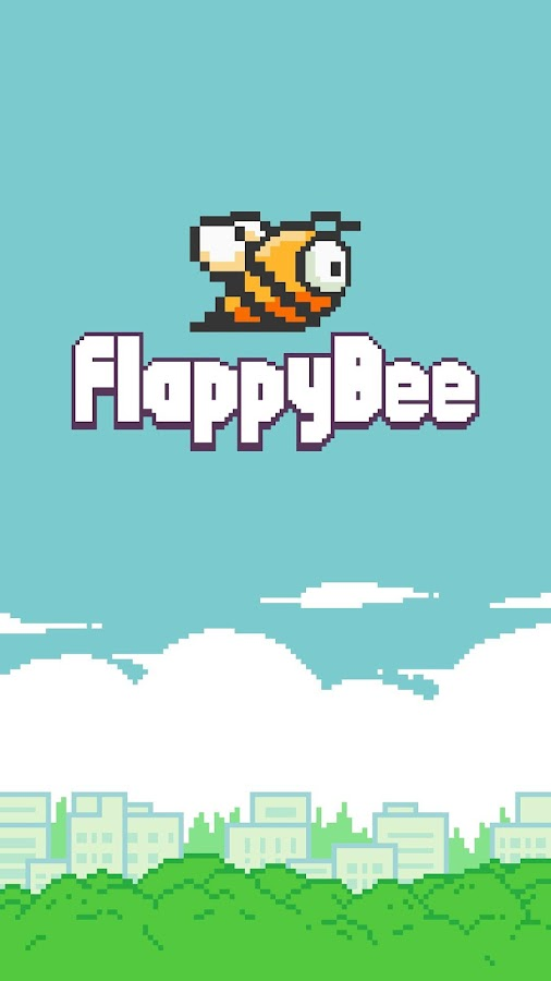 Flappy Bee Screenshot 0