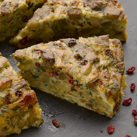 Persian Baked Egg Dish (Kuku) Recipes — Dishmaps