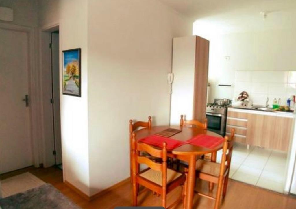 Apartamento com 2 dormitórios para alugar, 45 m² por R$ 600/mês - Conjunto Habitacional José Garcia Molina - Londrina/PR