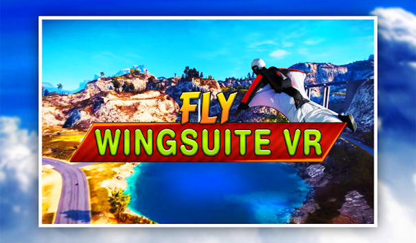 Fly Virtual Reality Wingsuit apk screenshot