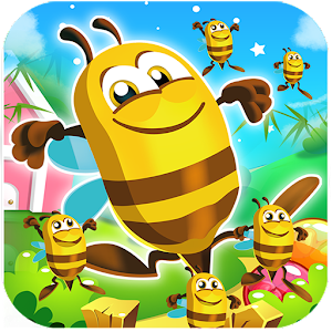 Download bee bubble rules dunes For PC Windows and Mac