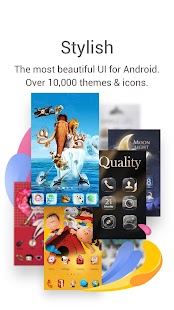 APK App GO Launcher-Theme, Wallpaper for BB, BlackBerry