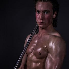 Orri Fitness 2 by Gunnar Sigurjónsson - Sports & Fitness Fitness ( orri, sexy, fitness, hot )