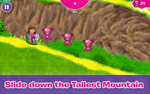 Dora and Friends Rainforest - screenshot