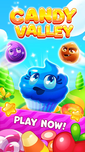 Candy Valley - Match 3 Puzzle screenshot 5