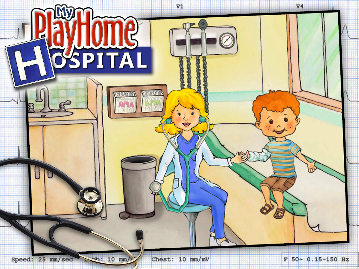 My PlayHome Hospital Screenshot 4