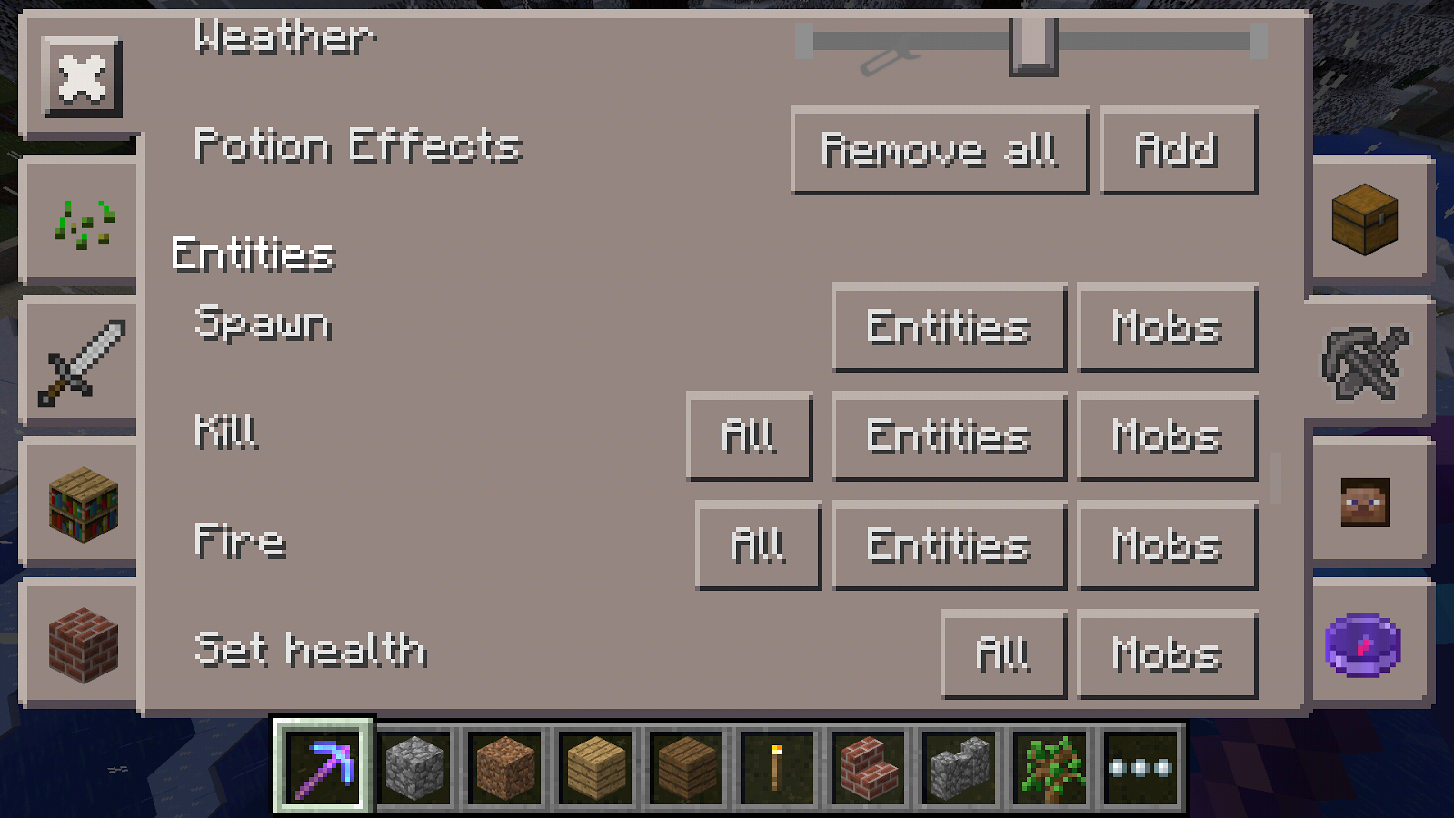 Toolbox for Minecraft: PE Screenshot 6