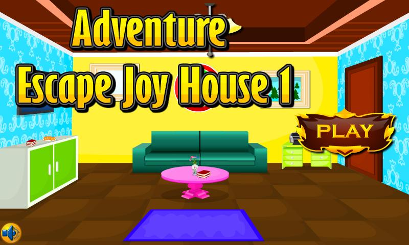 android Aventure Évasion Joy House 1 Screenshot 0