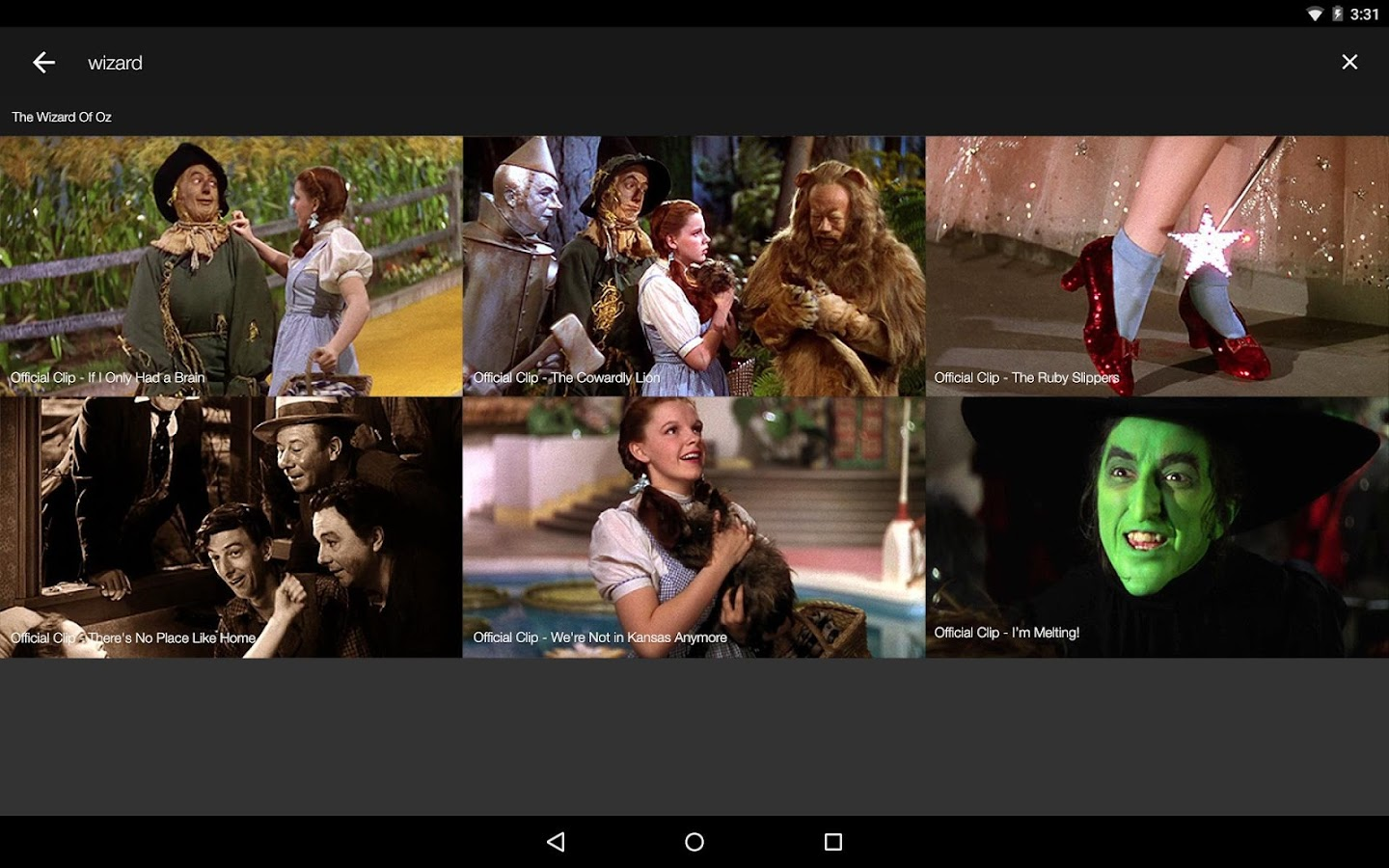 Fandango Movieclips Screenshot 8