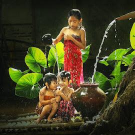 babajuran  by Ramadhan Bagaskara Arya Parmuka - Babies & Children Children Candids