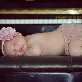 Baby Olivia by Yana Rybakov - Babies & Children Babies