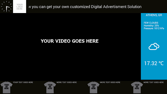 MindTV - Digital Advertisment - screenshot