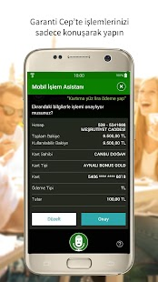 Download Android App Garanti Mobile Banking for Samsung