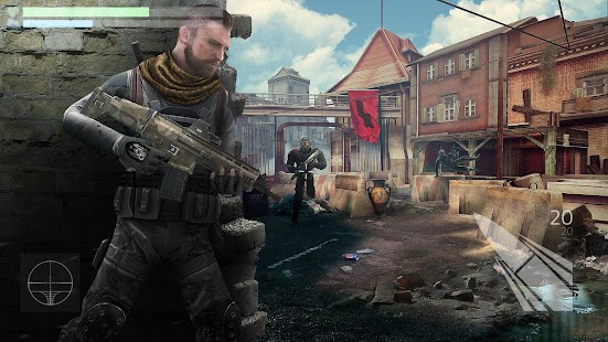 Cover Fire: shooting games Screenshot