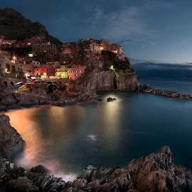 -My Manarola- by Jimmy Kohar - Landscapes Travel