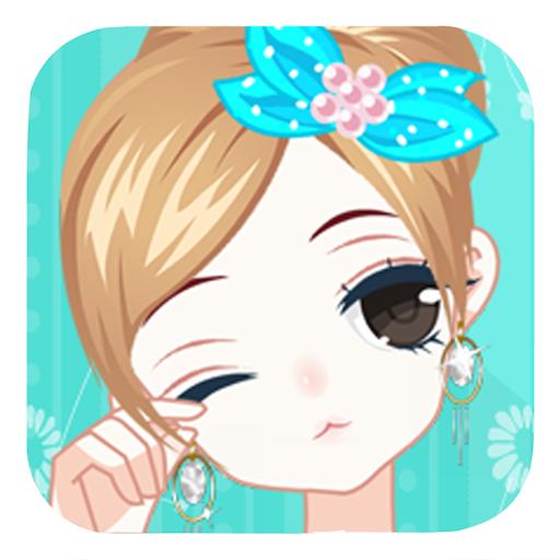 Dressup Cute Princess℗-Fashion Girly Games (game)