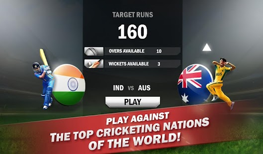 Game Rohit Cricket Championship apk for kindle fire