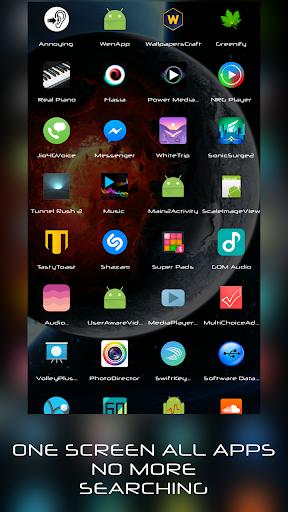 Sally Launcher Pro screenshot 7