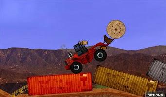 Screenshot of Bulldozer mania