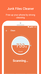 App Flash Cleaner-Booster,Junk Cleaner & Battery Saver APK for Windows Phone