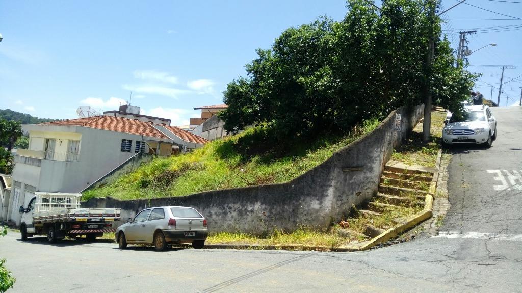 **Terreno No Centro de Bragança Com Projeto Aprovado Para Construir Apto Residenciais à Venda, Bragança Paulista.