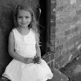 Sophia1 by Sarah Douglas - Babies & Children Child Portraits