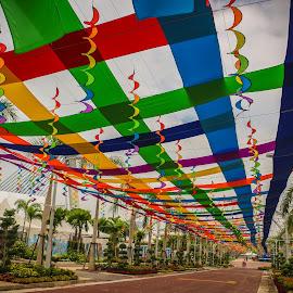 My Floria 2015 by Eeezam Mon - City,  Street & Park  City Parks