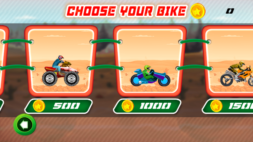 android Super Bike Stunt Screenshot 6