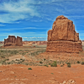 by Dipali S - Instagram & Mobile Android ( moab, orange, desert, park, america, national, sandstone, rock, scenic, preserve, red, nature, arches, formations, outdoor, southwest, service, monument, geological, natural )