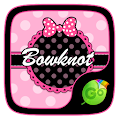 Bowknot Pro GO Keyboard Theme APK for Bluestacks