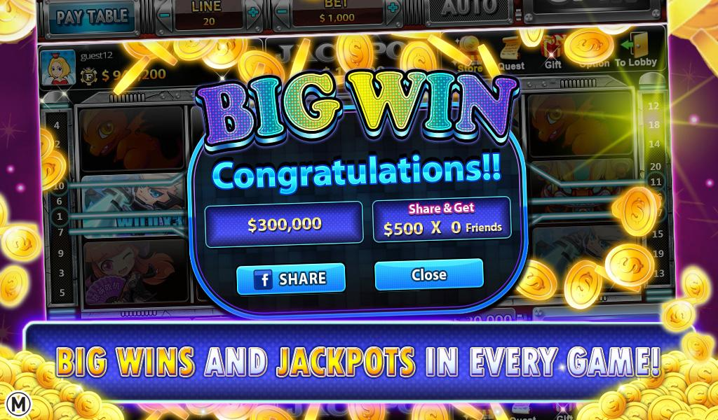 Full House Casino- Lucky Slots Screenshot 7