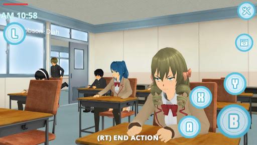 School Life Simulator