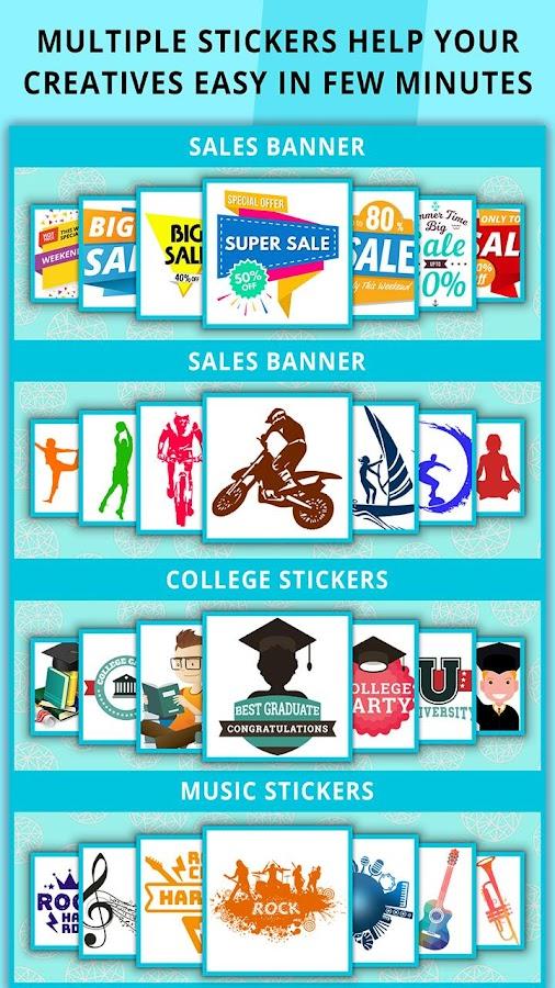 poster maker flyer designer ads page designer apk cracked free
