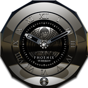 Phoenix Analog clock widget