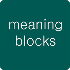 meaning blocks