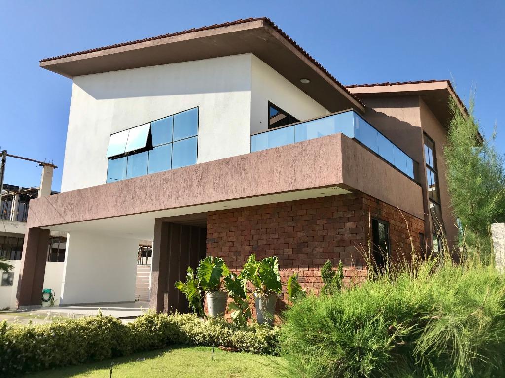 Casa com 4 dormitórios à venda, 240 m² por R$ 1.100.000 - Amazônia Park - Cabedelo/PB