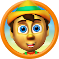 My Talking Pinocchio APK for Bluestacks