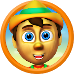 My Talking Pinocchio file APK Free for PC, smart TV Download