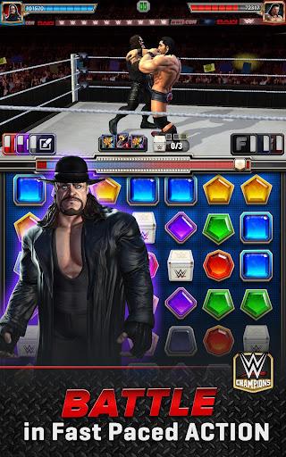 WWE Champions - Free Puzzle RPG Game screenshot 9