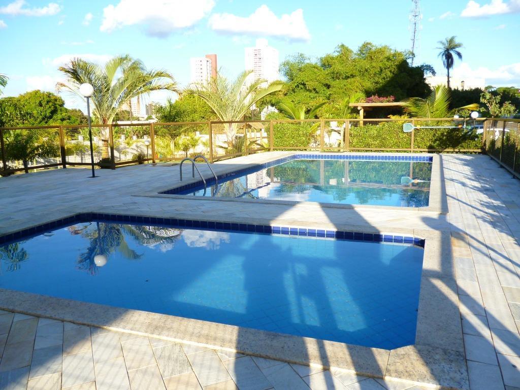 Apartamento com 2 dormitórios à venda, 58 m² por R$ 180.000 - Mercês - Uberaba/MG