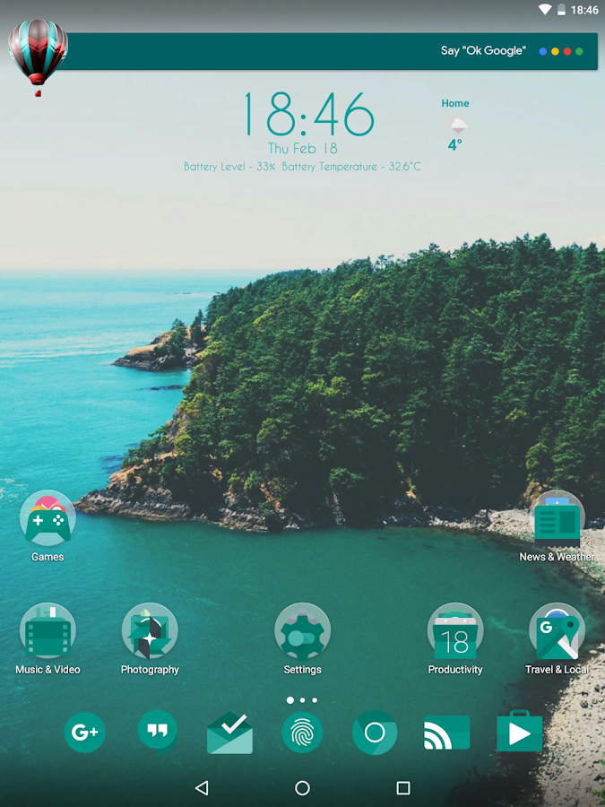 Glim - Icon Pack Screenshot 9