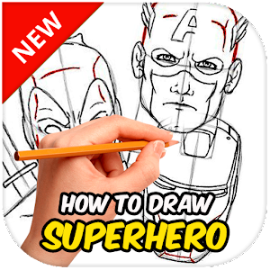 How to Draw SuperHero