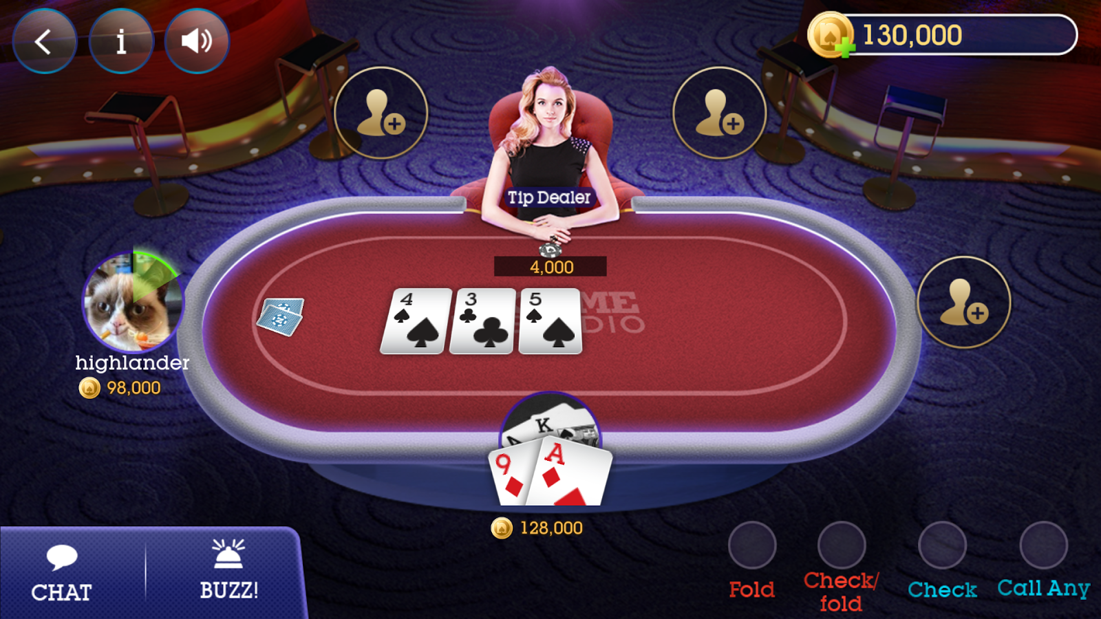 NPlay Casino Screenshot 3