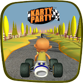 Upin Kart lpin game APK for Bluestacks