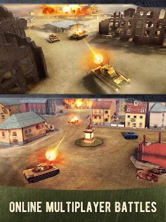 War Machines Tank Shooter Game 1.8.1 screenshot 612229
