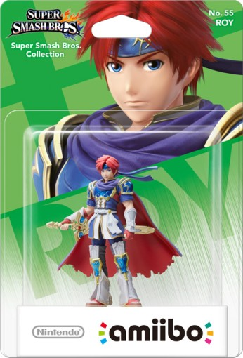 Roy packaged (thumbnail) - Super Smash Bros. series