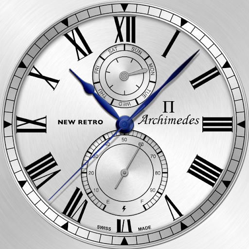 New Retro White by Archimedes - screenshot